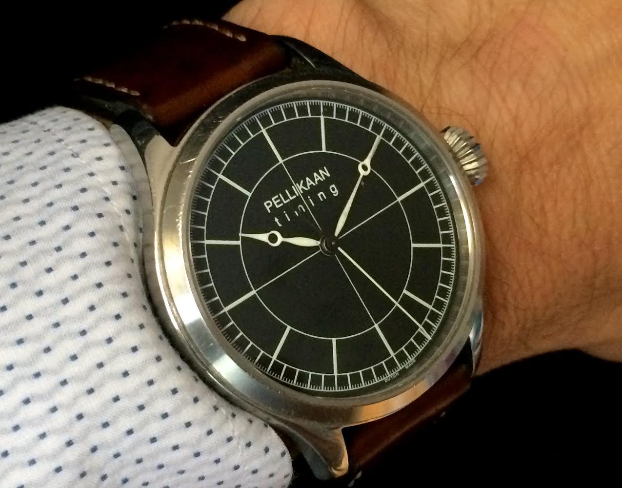 horloge voor in de zorg