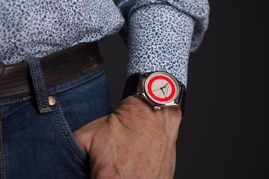 Pellikaan Timing KIU TAI YU Wristshot