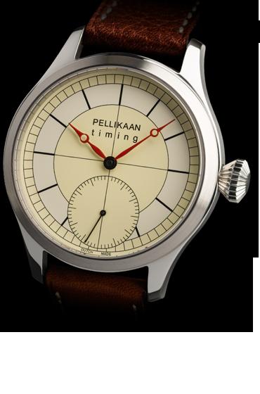 Flying Dutchman II Sport Handopwinder Pellikaan Timing