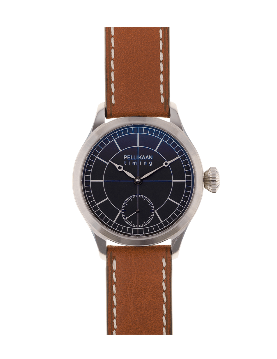 Pellikaan Timing Flying Dutchman II Brown Leather Front