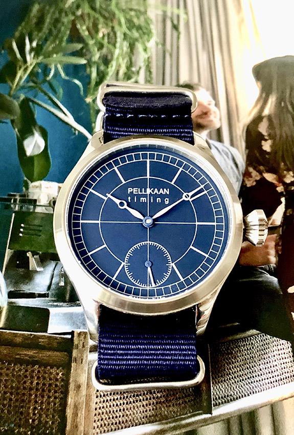 Pellikaan Timing Midnight Sky Horloge