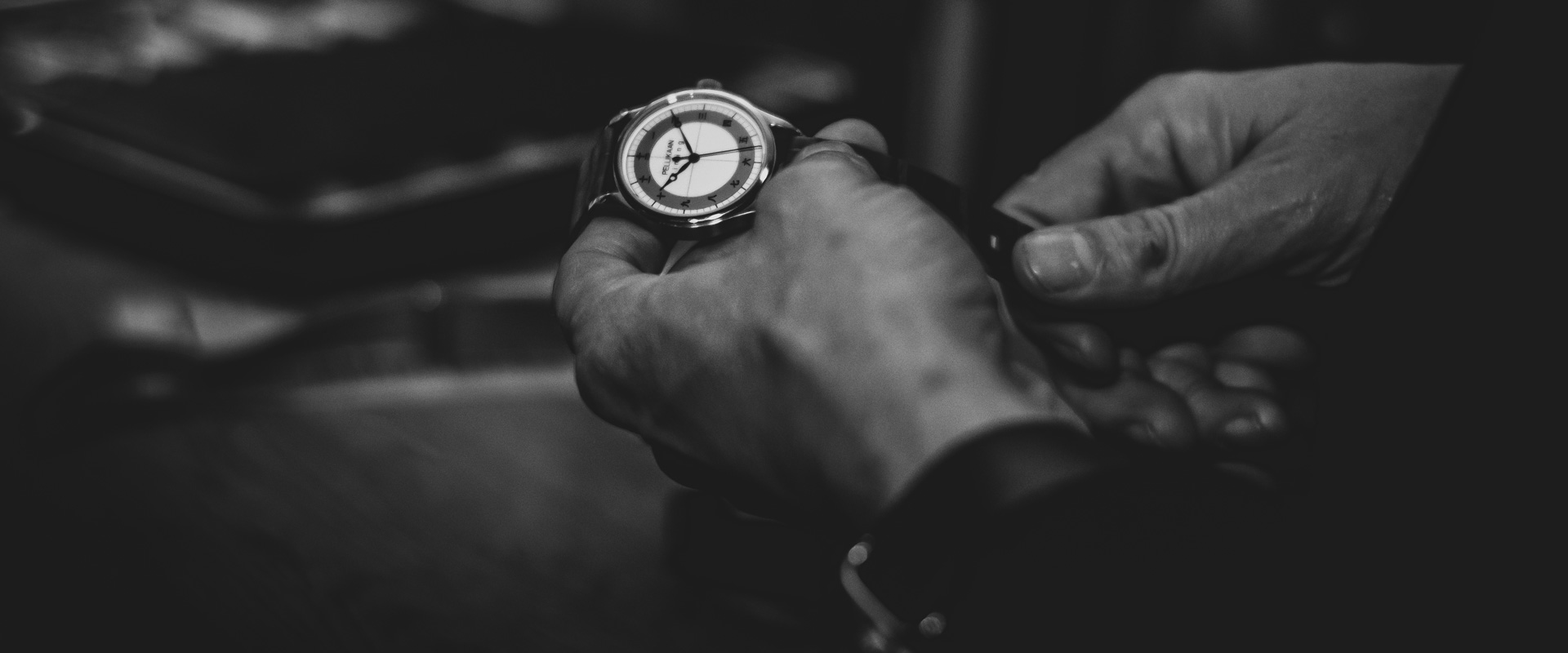 Pellikaan Timing Horloges